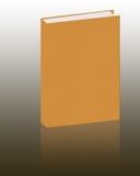 Livro em branco Foto de Stock