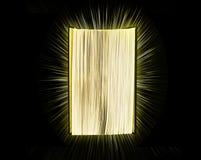 Livro mágico Fotografia de Stock