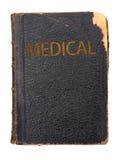 Livro médico Foto de Stock