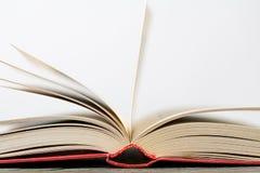 Livro na tabela Imagem de Stock Royalty Free