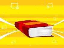 Livro pesado Fotografia de Stock