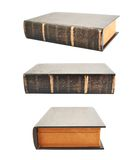Livro secreto caixão dado forma Foto de Stock Royalty Free