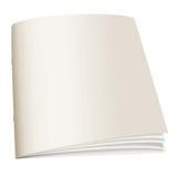 Livro traseiro do papel Imagens de Stock