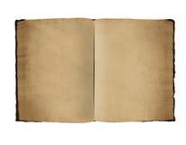Livro velho Foto de Stock Royalty Free