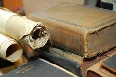 Livro velho Fotos de Stock Royalty Free