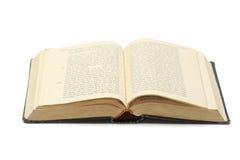 Livro velho da Bíblia do herbew Fotografia de Stock Royalty Free