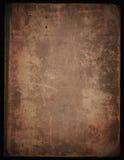 Livro velho da tampa ilustração do vetor