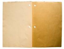 Livro velho do livro- Fotos de Stock Royalty Free