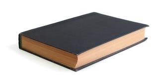Livro velho isolado foto de stock