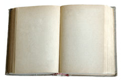 Livro velho ou leiteria imagem de stock royalty free
