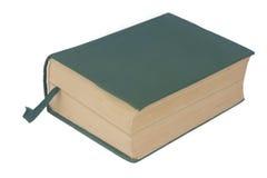 Livro Verde Fotografia de Stock Royalty Free