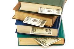 Livros com endereços da Internet Imagens de Stock