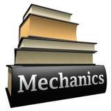 Livros da instrução - mecânicos Imagens de Stock Royalty Free