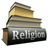 Livros da instrução - religião Fotografia de Stock Royalty Free
