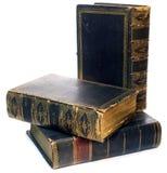 Livros da velha escola Fotografia de Stock