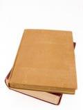 Livros da velha escola foto de stock