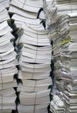 Livros de cliente Imagem de Stock