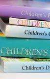 Livros de crianças Imagem de Stock Royalty Free