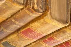 Livros de lei Fotos de Stock Royalty Free