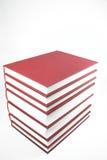 Livros de texto Fotografia de Stock Royalty Free
