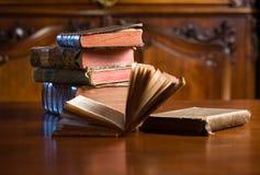 Livros do mistério. Fotos de Stock
