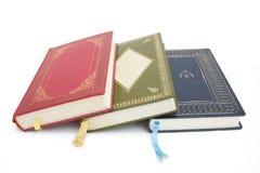 Livros do RGB Imagens de Stock