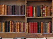 Livros do vintage imagem de stock