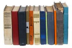 Livros esquecidos antigos Imagens de Stock Royalty Free