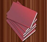Livros na tabela Imagens de Stock