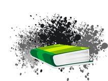 Livros no grunge Fotos de Stock