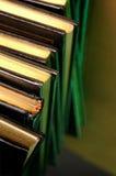 Livros pretos pequenos 2 Imagens de Stock