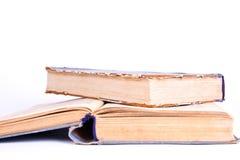 Livros retros Imagem de Stock