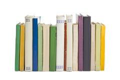 Livros velhos foto de stock