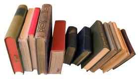 Livros velhos Fotos de Stock