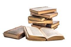 Livros velhos Fotografia de Stock Royalty Free