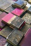 Livros velhos Fotos de Stock Royalty Free