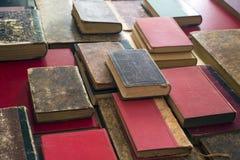 Livros velhos Imagem de Stock