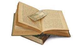 Livros velhos Imagem de Stock Royalty Free