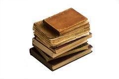 Livros velhos Foto de Stock Royalty Free