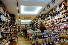 Livsmedelsbutik Arkivbild