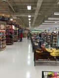 Livsmedelsbutikinre Arkivbilder