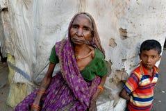 livstid för områdescoalminesindia jharia Royaltyfri Fotografi