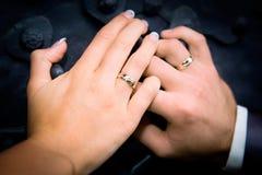 livstid som gifta sig fortfarande Royaltyfri Fotografi