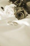 livstid som gifta sig fortfarande Arkivfoton