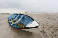 Livvaktfartyg på den Nickerson stranden, NY Royaltyfria Bilder