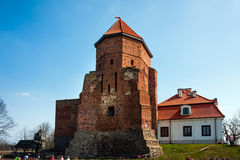 Liw castle, Poland Royalty Free Stock Image