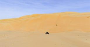 Liwa de exploración Fotografía de archivo libre de regalías