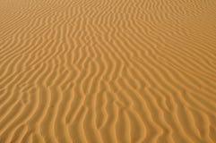 Liwa sandkrusningar Arkivbilder