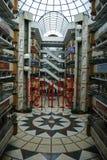 Liwan Plaza, en shoppinggalleria i Guangzhou Arkivbild