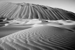 Liwawoestijn royalty-vrije stock afbeelding